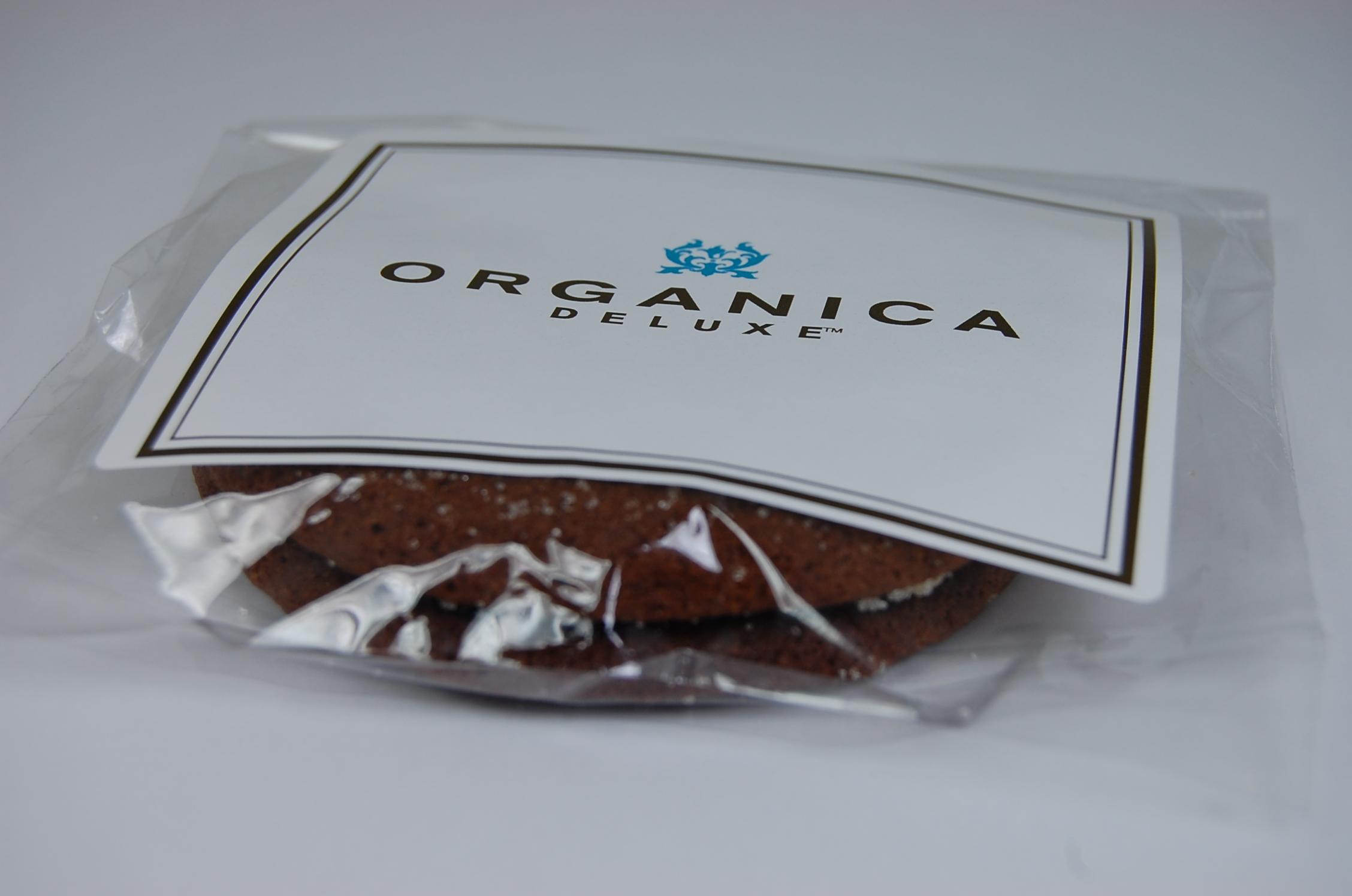 Organica Deluxe Cookies Packaging