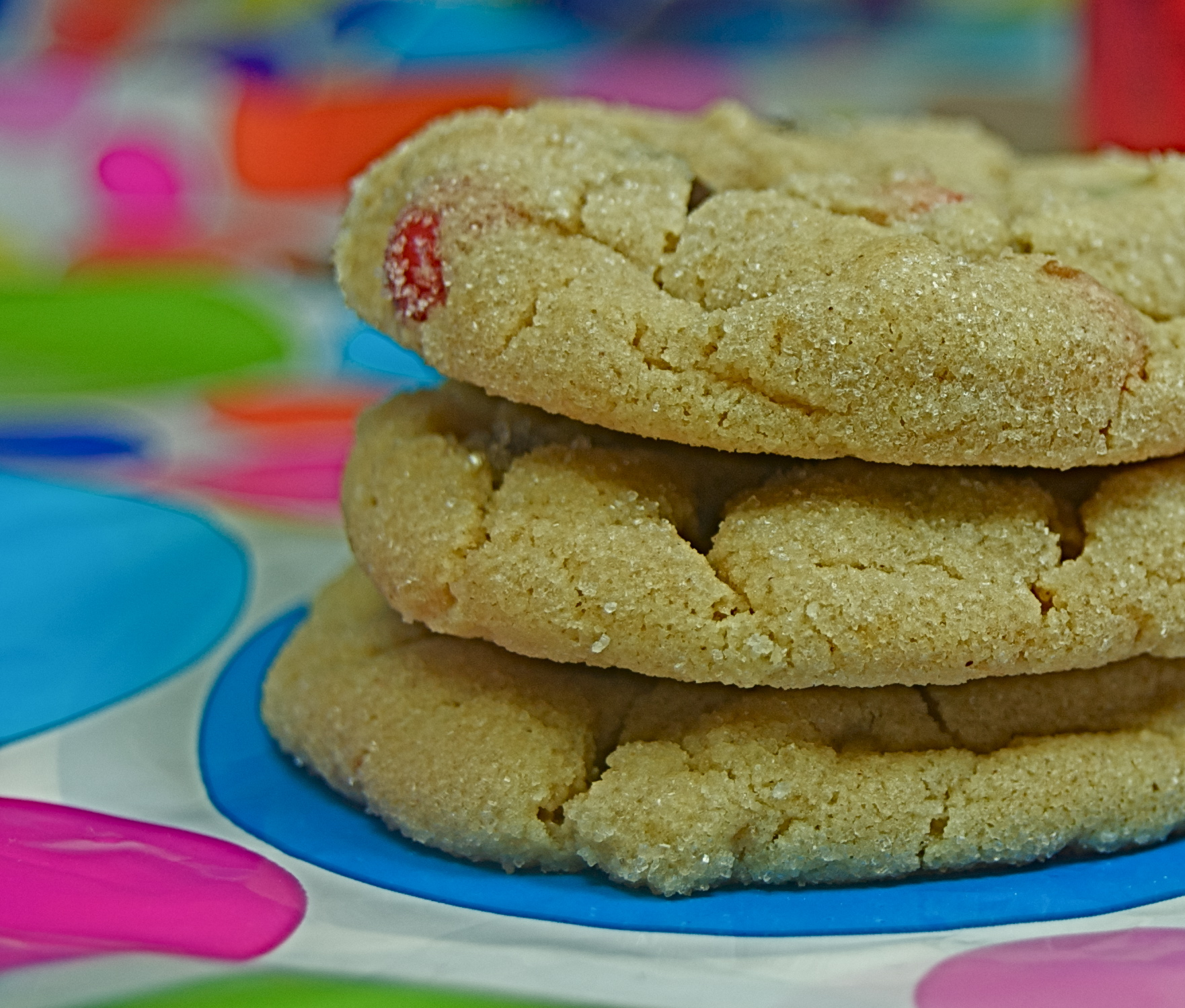 Peanut Butter Cookies 2