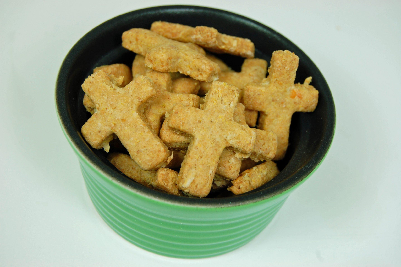 Cross Dog Treats
