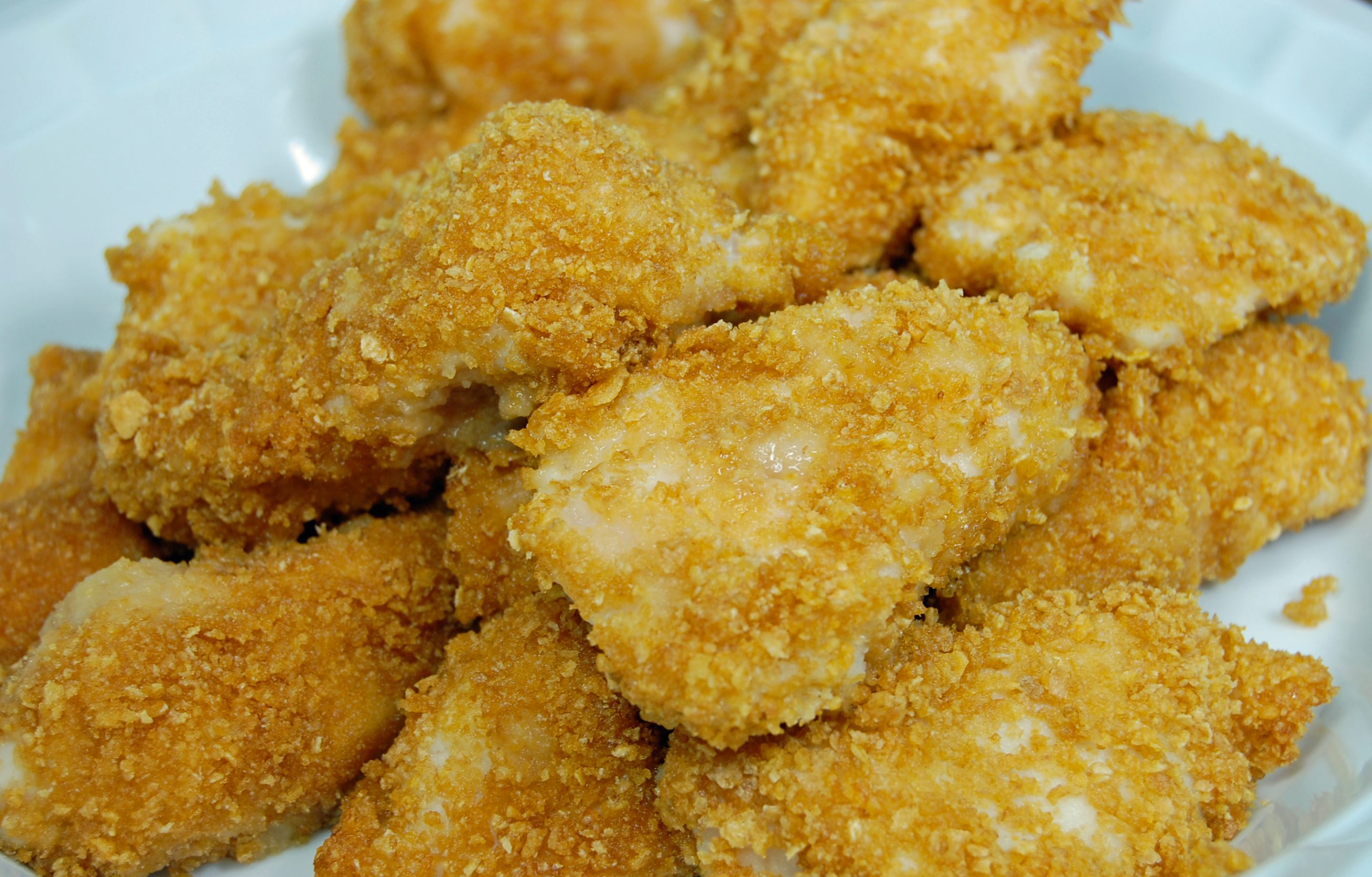 Cornflake Chicken Strips 2