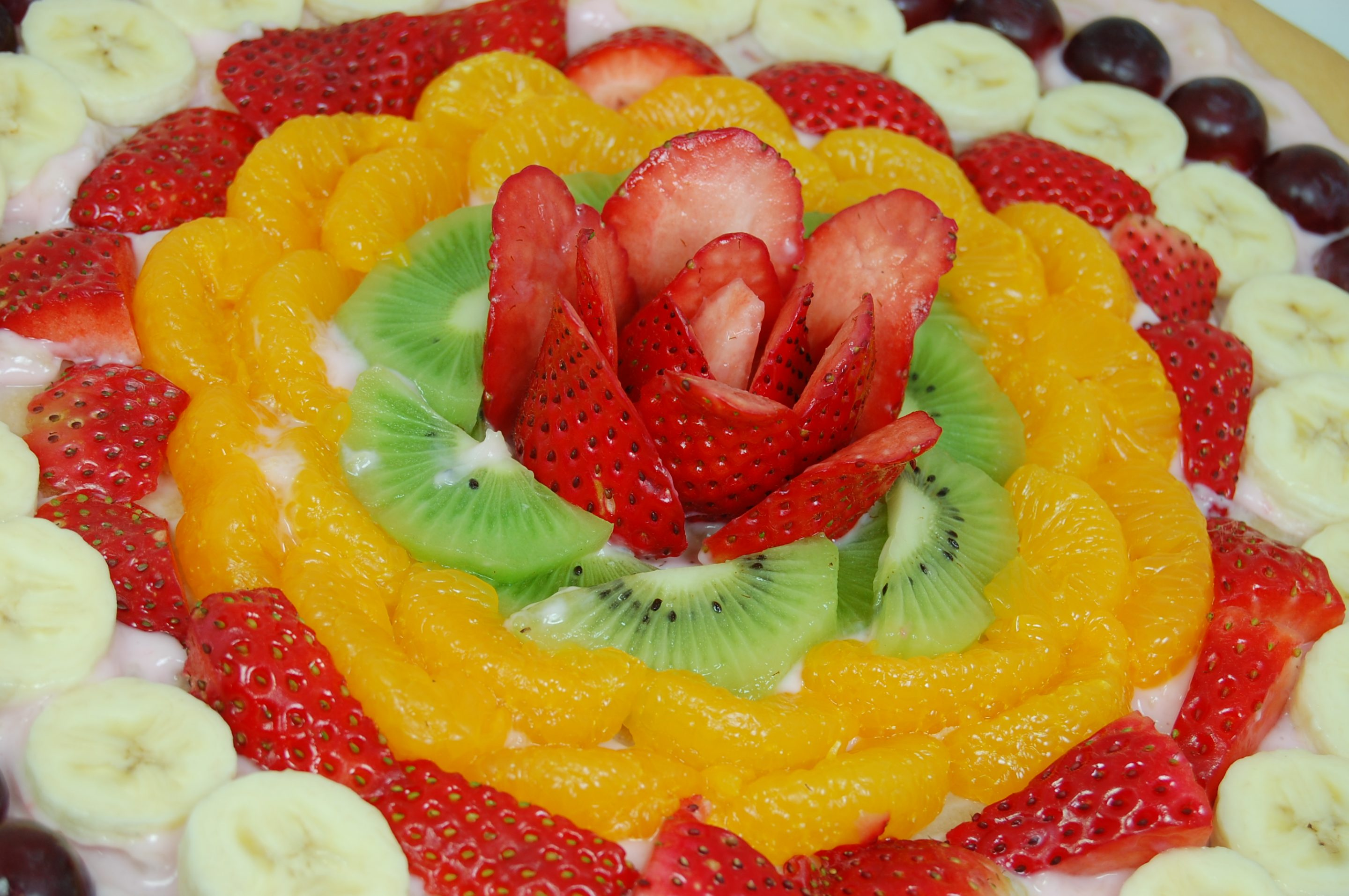 Final Rose Fruit Pizza