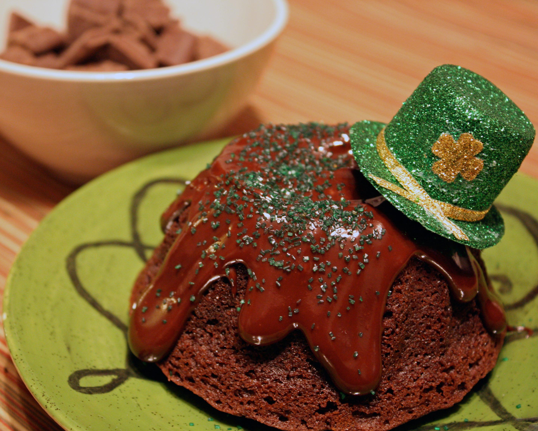 Mini Chocolate Stout Cake