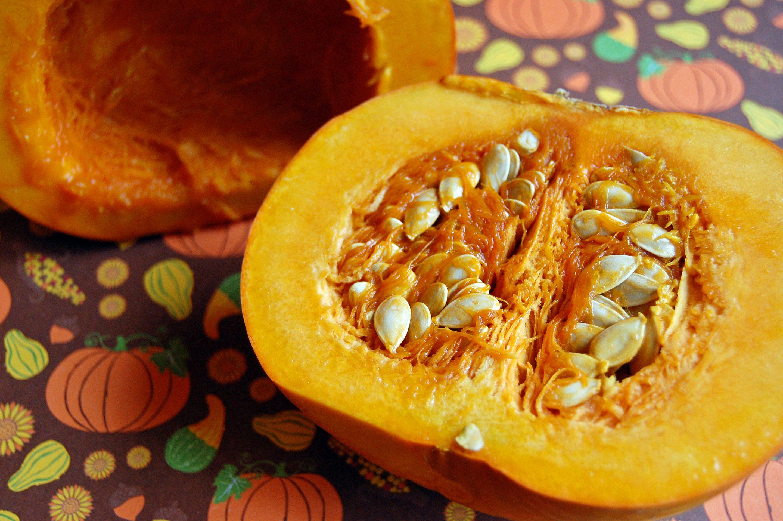 Pie Pumpkins Inside