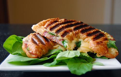 Croissant Panini