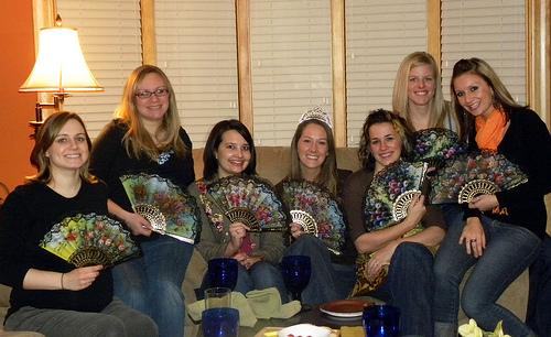 Tapas Party Girls