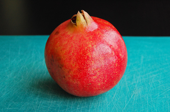 Read for steps on How to Seed a Pomegranate. Tips and tricks for the easiest way to open and remove seeds from a pomegranate.