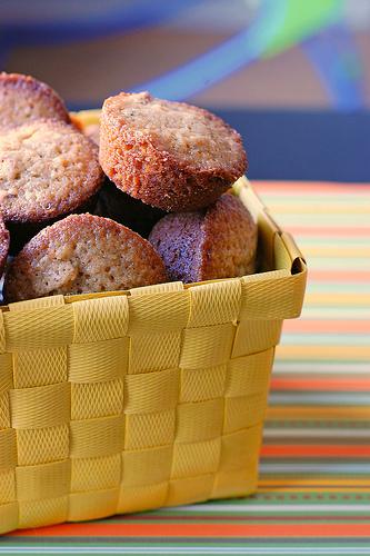 Mini Pecan Pie Muffins