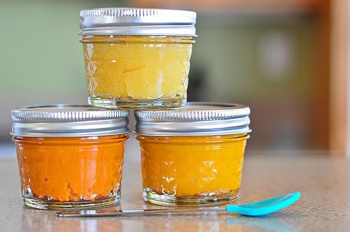 Homemade Baby Food: Three Favorite Purees