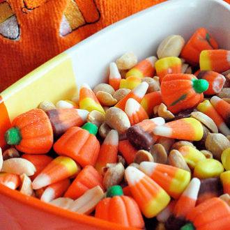 Candy Corn Crunch