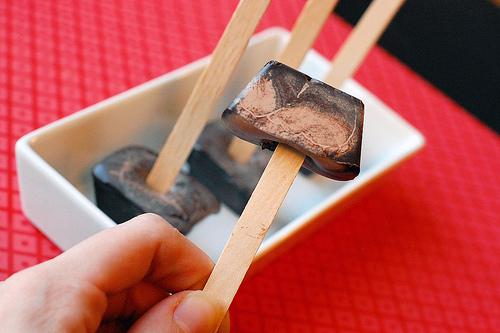 Hot Chocolate on Stick