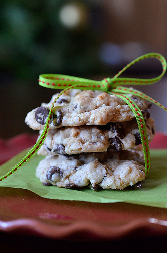 Chocolate Chip Treasure Cookies2