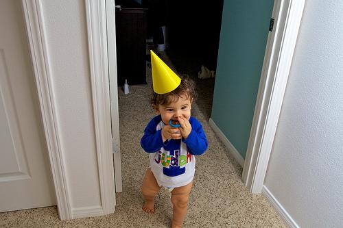 Judah Party Hat