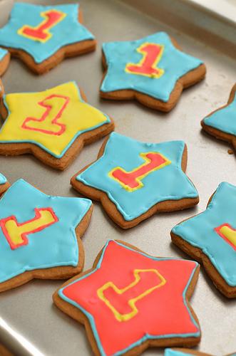 Party Favor Cookies