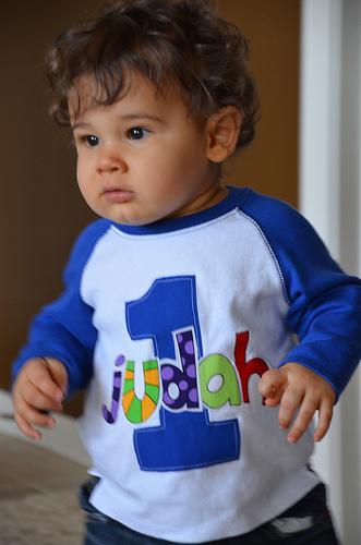 Judah Shirt