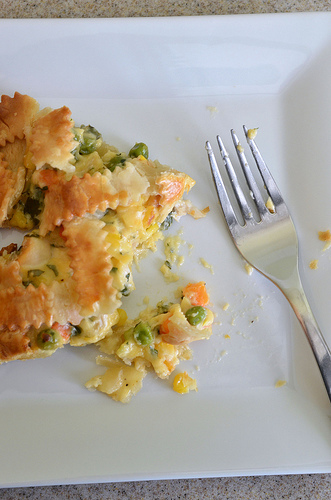 Cheddary Chicken Pie2