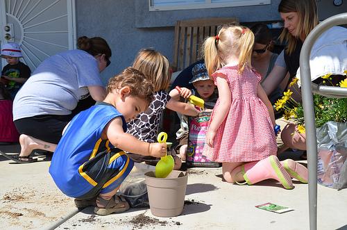 LLC Garden Party