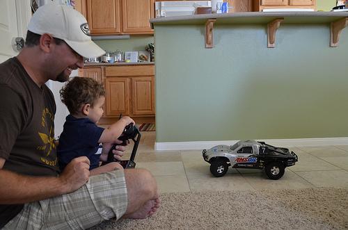 judah remote car