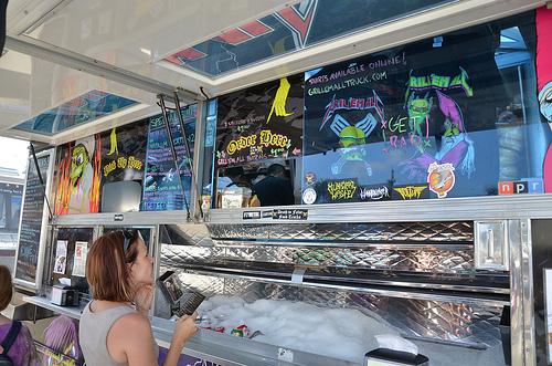 OC Fair Food Truck Order
