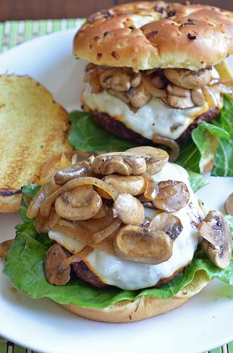 Amish-Style Burger1