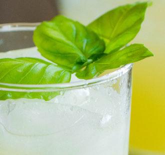 Sparkling Italian Lemonade