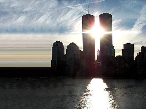 World Trade Center Cross