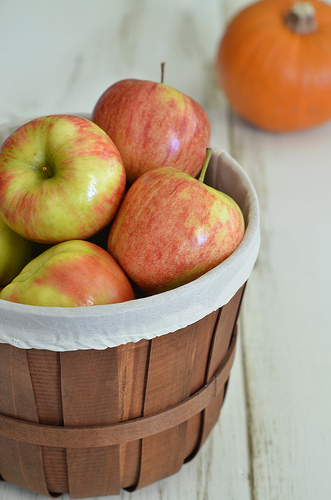 Apples and Pumpkin