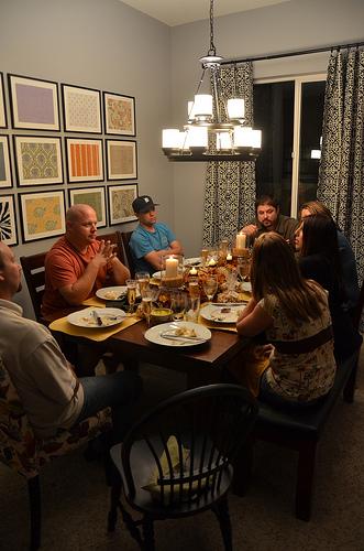 Progressive Dinner Gladd's1