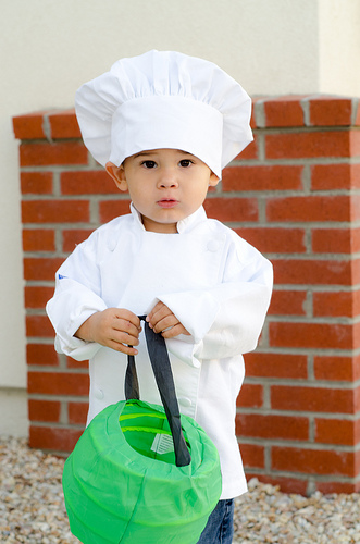 Judah Chef Halloween 2011
