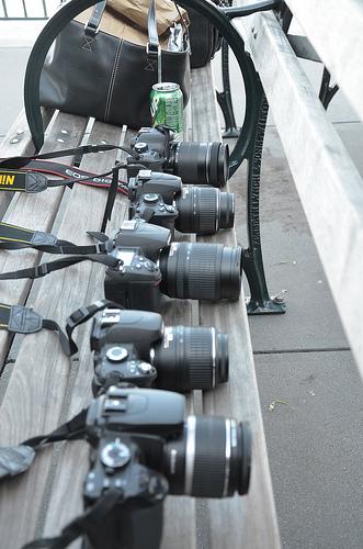 Blogger Cameras
