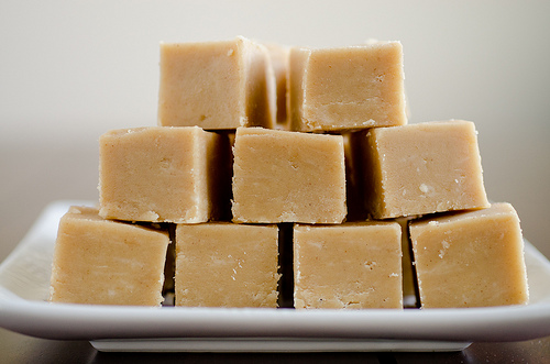 Peanut Butter Fudge2