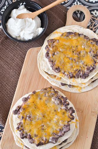 Mexican Triple-Decker Pizzas-2