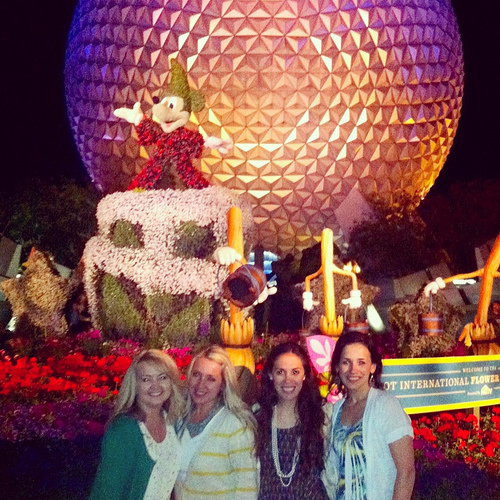 FBFOrl Epcot Ball