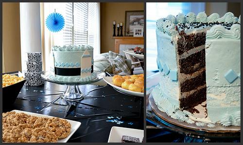 Angie Shower Cake