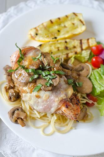 Prosciutto Fontina Chicken 4