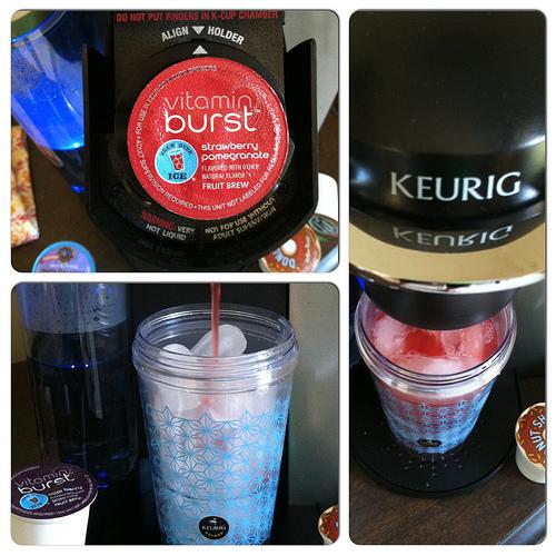 k cup ice burst
