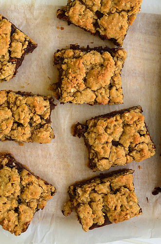 Chocolate Peanut Butter Revel Bars