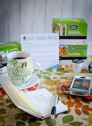 Fair Trade GreenMtnCoffee