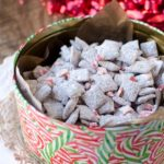 Peppermint Mocha Muddy Buddies | Puppy Chow