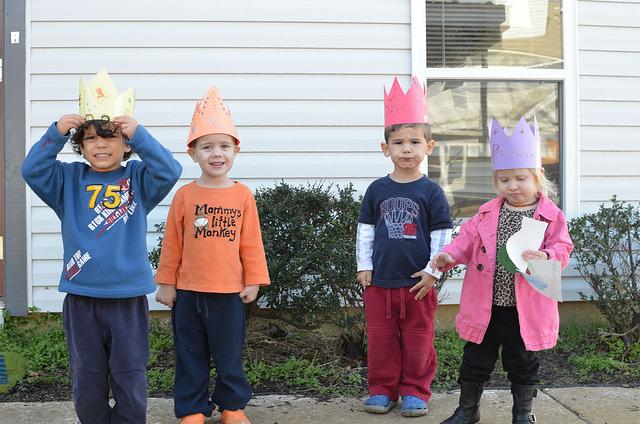 Toddler School Kings