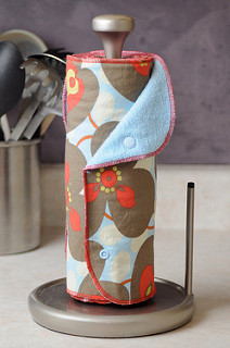 paperless towels on etsy CuteLittleBugs