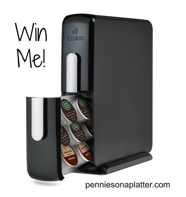 Keurig Storage Case Giveaway