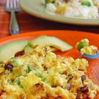 Homemade Baby Food: Egg Yolk Omelet