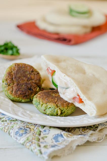 Falafel Gyro 4