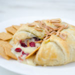 Cranberry Toasted Almond Brie en Croûte + Fisher Nuts Giveaway! – CLOSED