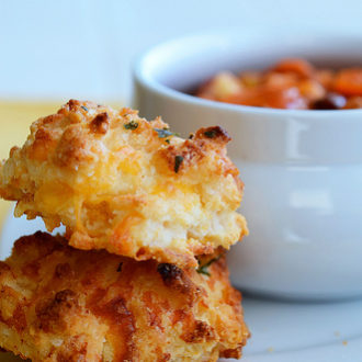 Copycat Recipe: Red Lobster's Cheddar Bay Biscuits