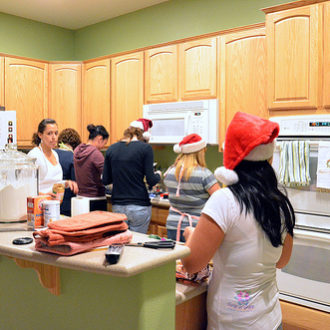 College & Career Ladies' Christmas Baking Extravaganza