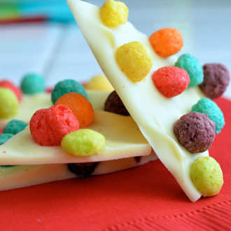 Trix Cereal Bark