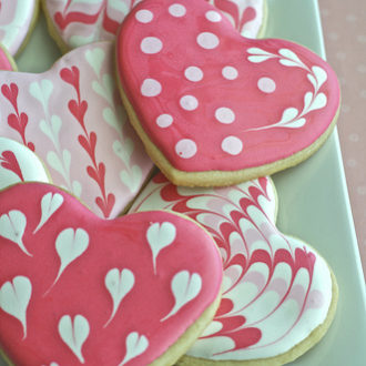 You Have Ooey Gooey Hearts.  Thank you!