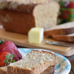 Whole Wheat Oatmeal Bread