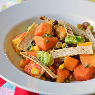 Tropical Fusion Salad – Readers' Recipes, May 2011
